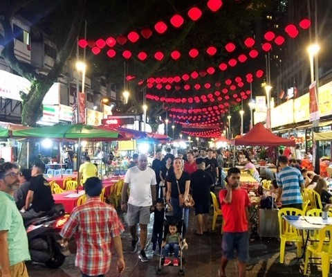 Calle Jalan Alor