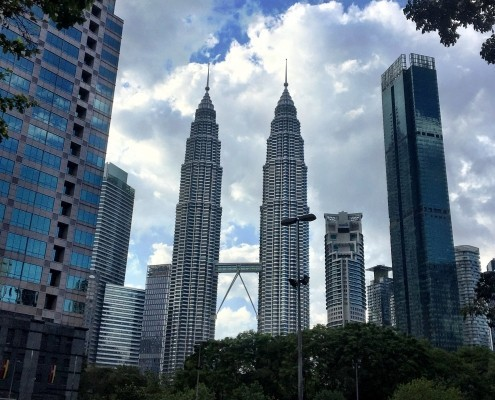 Foto Torres Petronas Kuala Lumpur