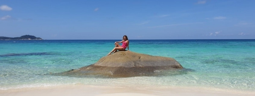 Islas Perhentian, Romantic Beach