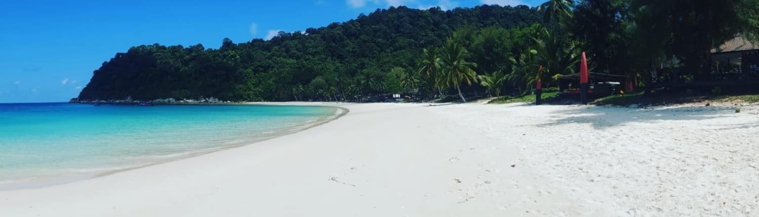 TURTLE POINT, PLAYA PRIVADA EN ISLAS PERHENTIAN