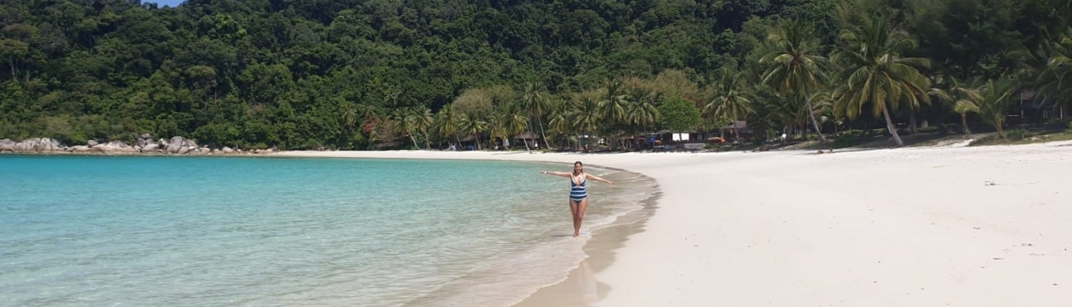 TURTLE POINT, PLAYA PRIVADA ISLAS PERHENTIAN