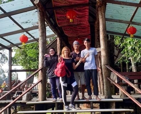 Mis guías de Natural Sukau Bilit Resort